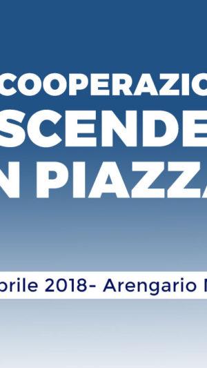 14 aprile Monza: La cooperazione scende in piazza