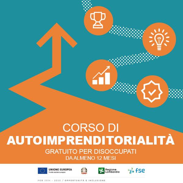 Corso di autoimprenditorialità in partenza a Monza!