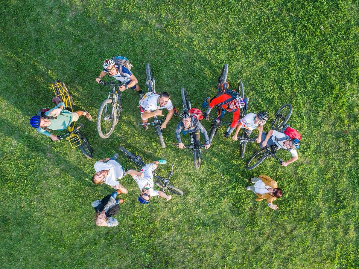 Appuntamenti di cicloturismo guidato in Brianza: si comincia il 5 maggio!