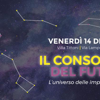 Il Consorzio del Futuro: l'universo delle imprese possibili