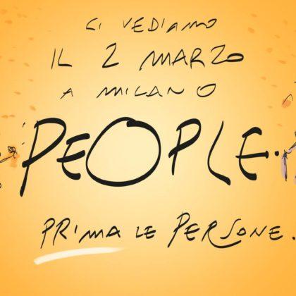 L'APPELLO DI PEOPLE: PRIMA LE PERSONE