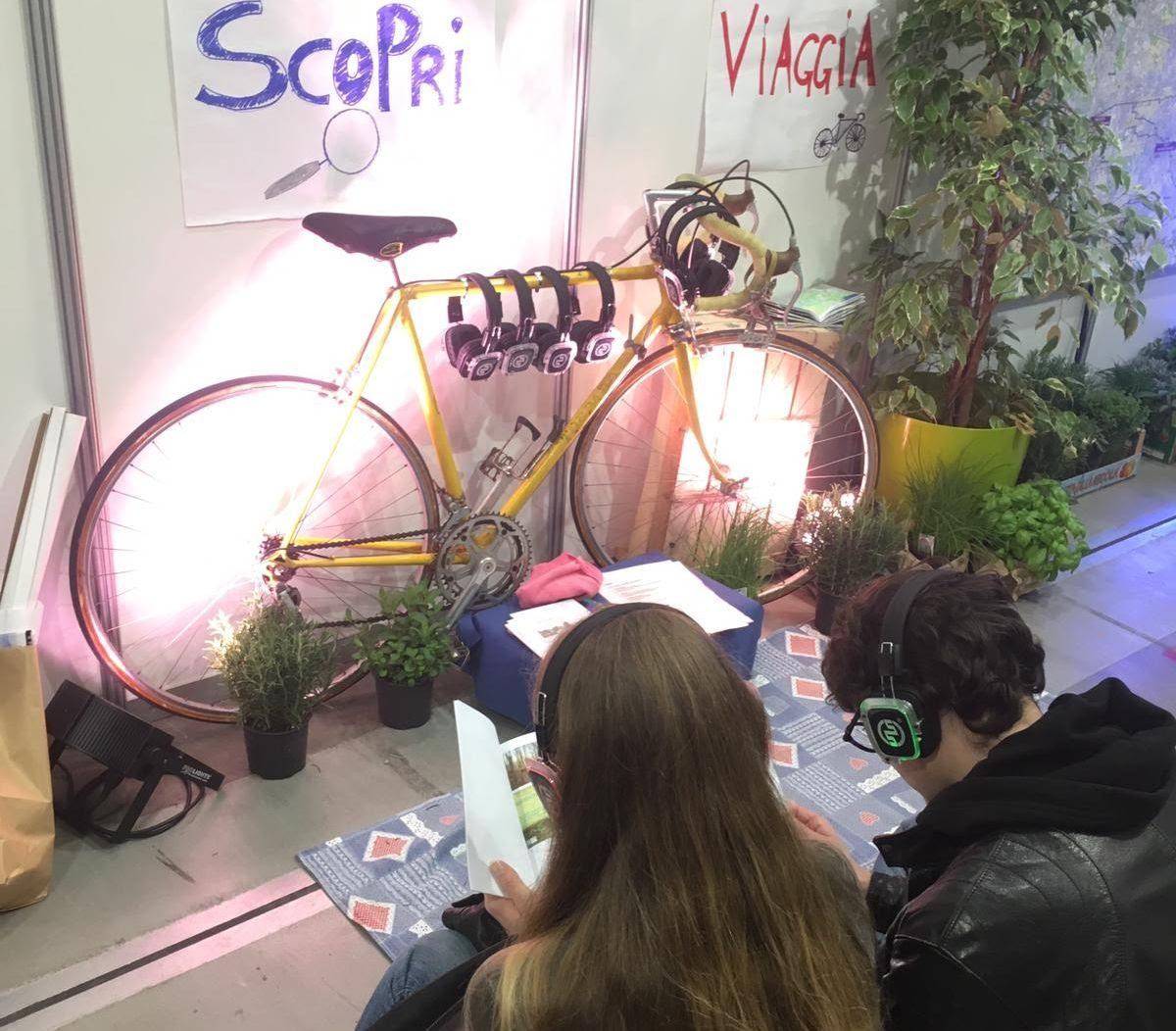 Sabato 13 aprile scopri i percorsi di Cicloturismo in Brianza alla TERZA FIERA DELLA BICICLETTA a Monza