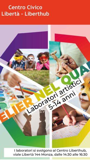 Inauguriamo il Prisma Lab di Monza con l'Atelier nel quartiere