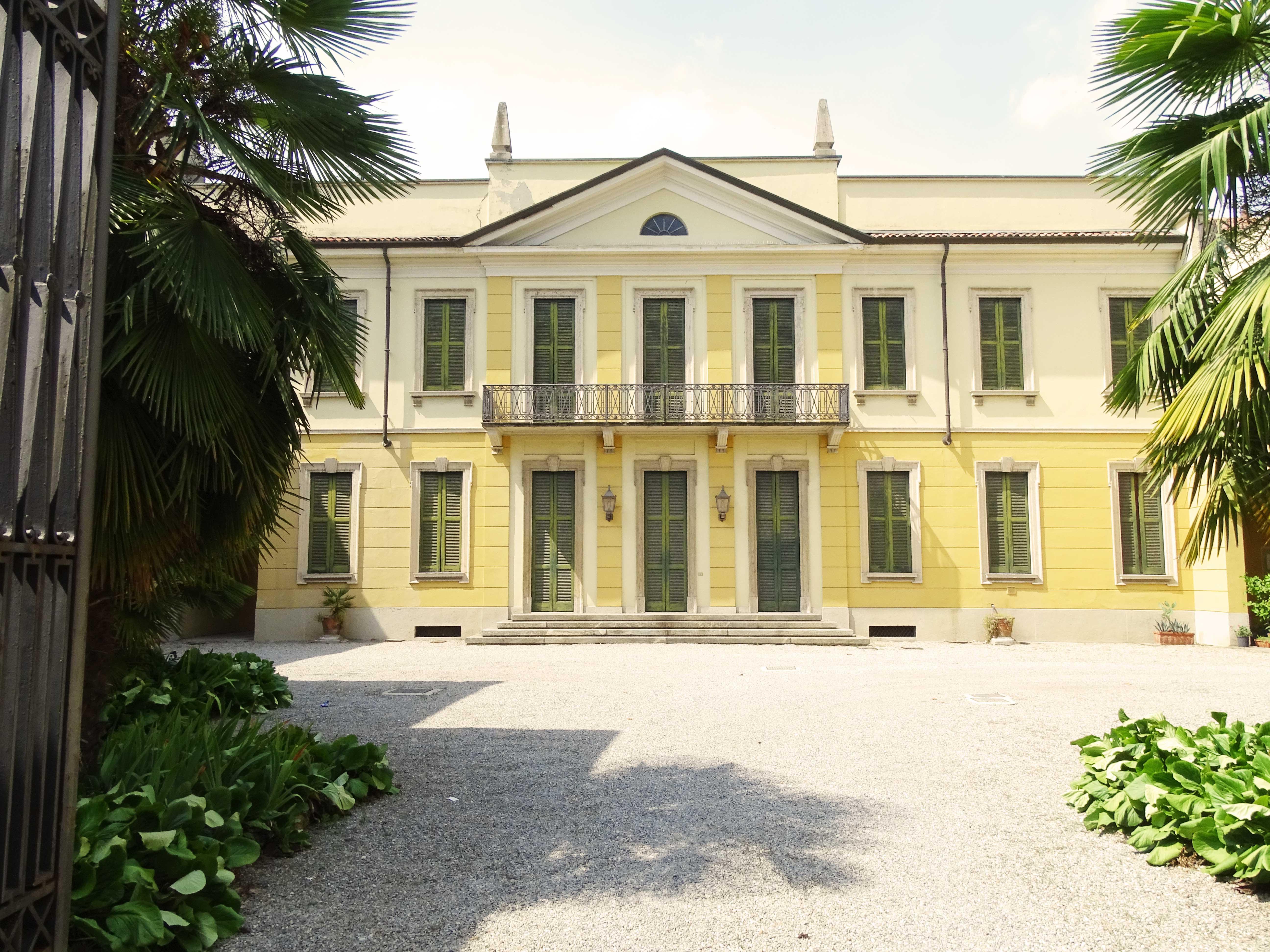 Villa Longoni: la Villa delle opportunità