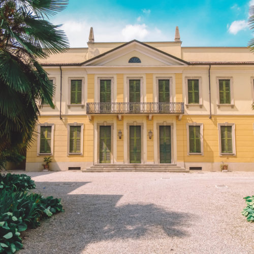 villa longoni desio