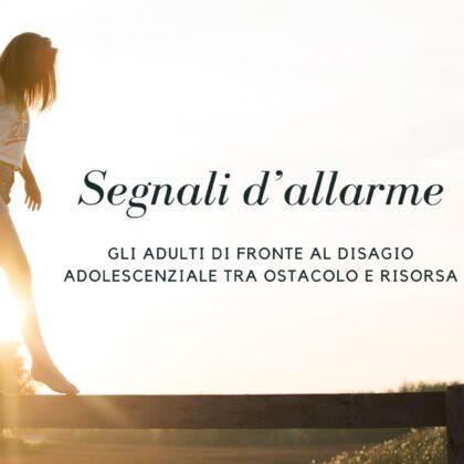 Disagio adolescenziale: webinar gratuito