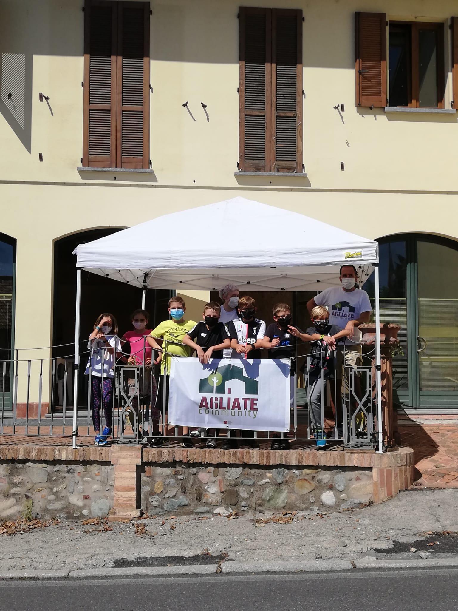 AGLIATE COMMUNITY CAMP: Campus socializzante per bambini e ragazzi nel Borgo di Agliate