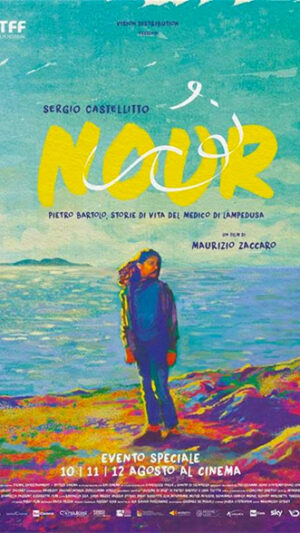 Nour: al cinema la storia di Pietro Bartolo, il medico del mare