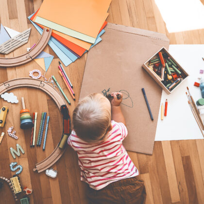 La relazione educativa con il bambino: spunti da Maria Montessori