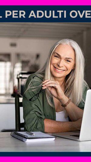 Bando per adulti over 55 per partecipare alla formazione DIGITOL su Fake news, alfabetizzazione mediatica e competenze digitali