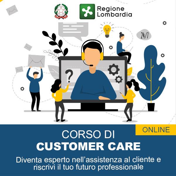 CORSO DI CUSTOMER CARE