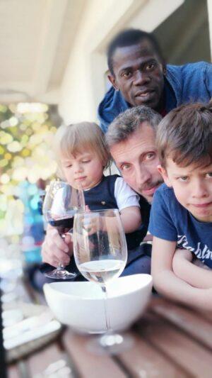 Storia di un virus capriccioso: una storia di accoglienza in famiglia