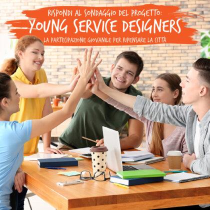 YOUNG SERVICE DESIGNERS: PARTIAMO CON UN SONDAGGIO
